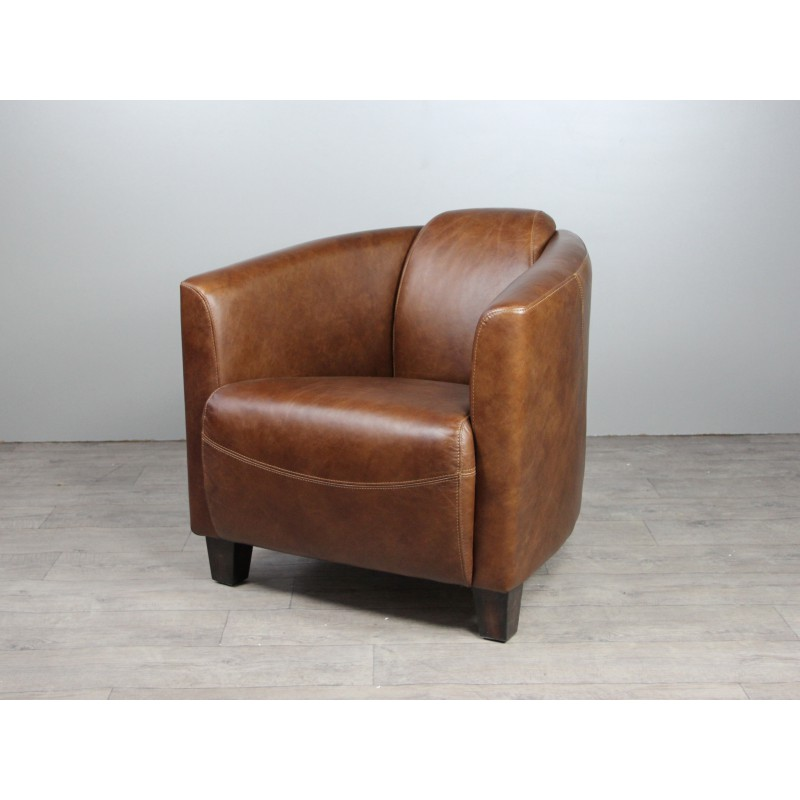 clubsessel leder finest clubsessel braun mocca leder vintage retro sessel nieten with. Black Bedroom Furniture Sets. Home Design Ideas