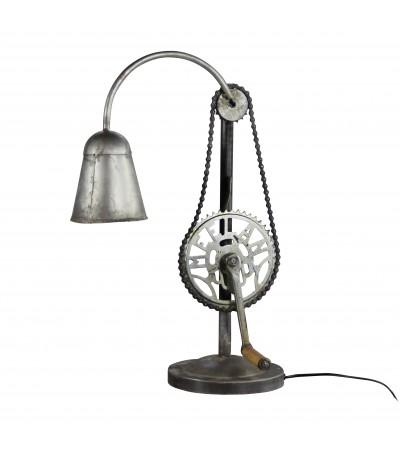Lampe antique métal mécanisme