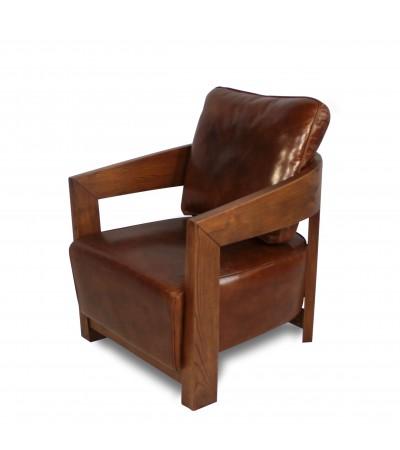 Vente de mobilier cuir et Industriel - Cazadeco
