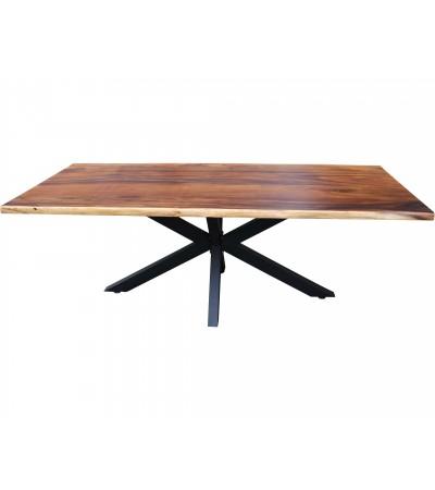 """Tisch """"Cassiopée"""", Naturholz, 200 cm"""