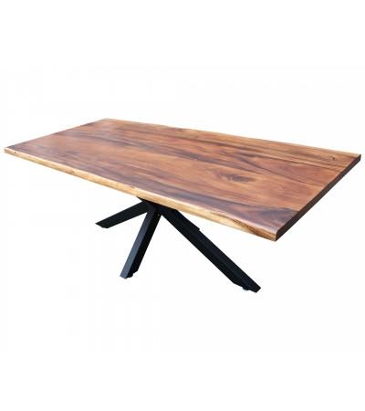 """Tisch """"Cosmos"""" aus massivem Suar Holz, 230 cm"""