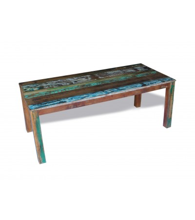 "Esstisch ""Manoir"" recycelt Holz 200 cm"