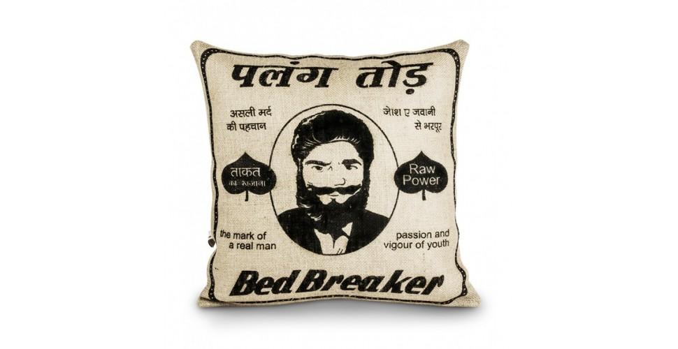 """Coussin Vintage """"Bed Breaker"""""""