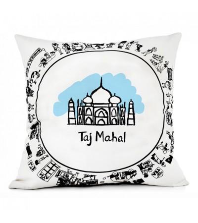 Coussin Taj Mahal