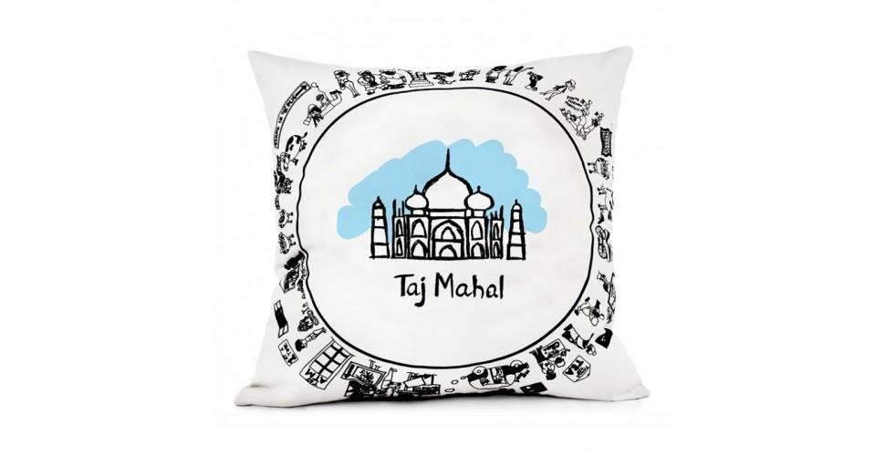 Kissen Taj Mahal