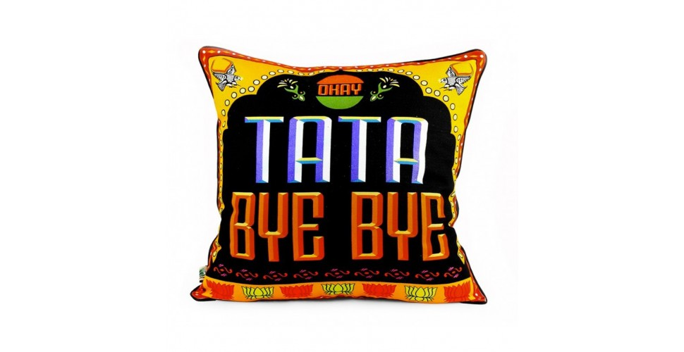 Kissen Tata Bye Bye