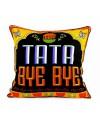 Coussin Tata Bye Bye