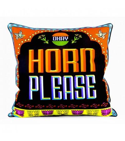 Kissen Horn Please